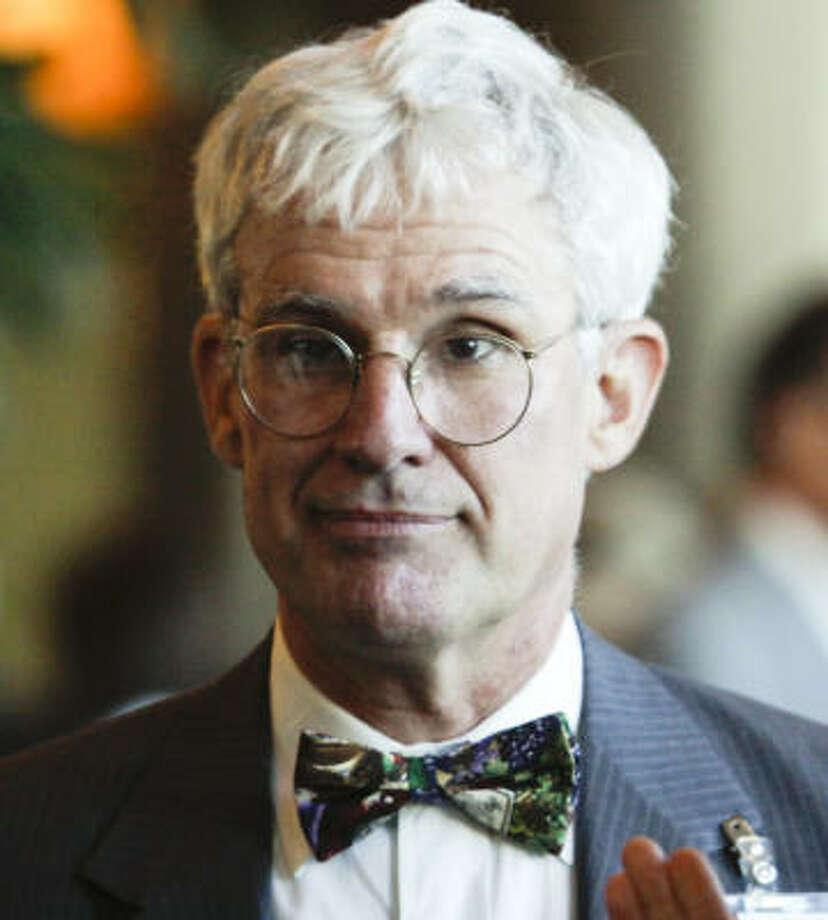 Winner Timothy Daponte is a physics teacher at Reagan High School. Photo: Eric Kayne, Chronicle