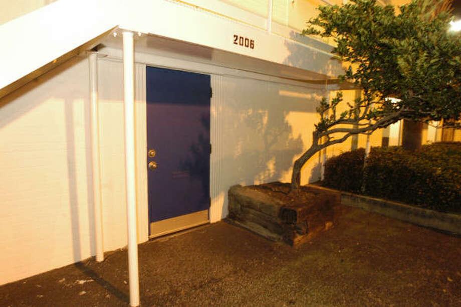 Behind an unmarked door at 2006 Peden is Marfreless, a modern-day speakeasy. Photo: Bill Olive