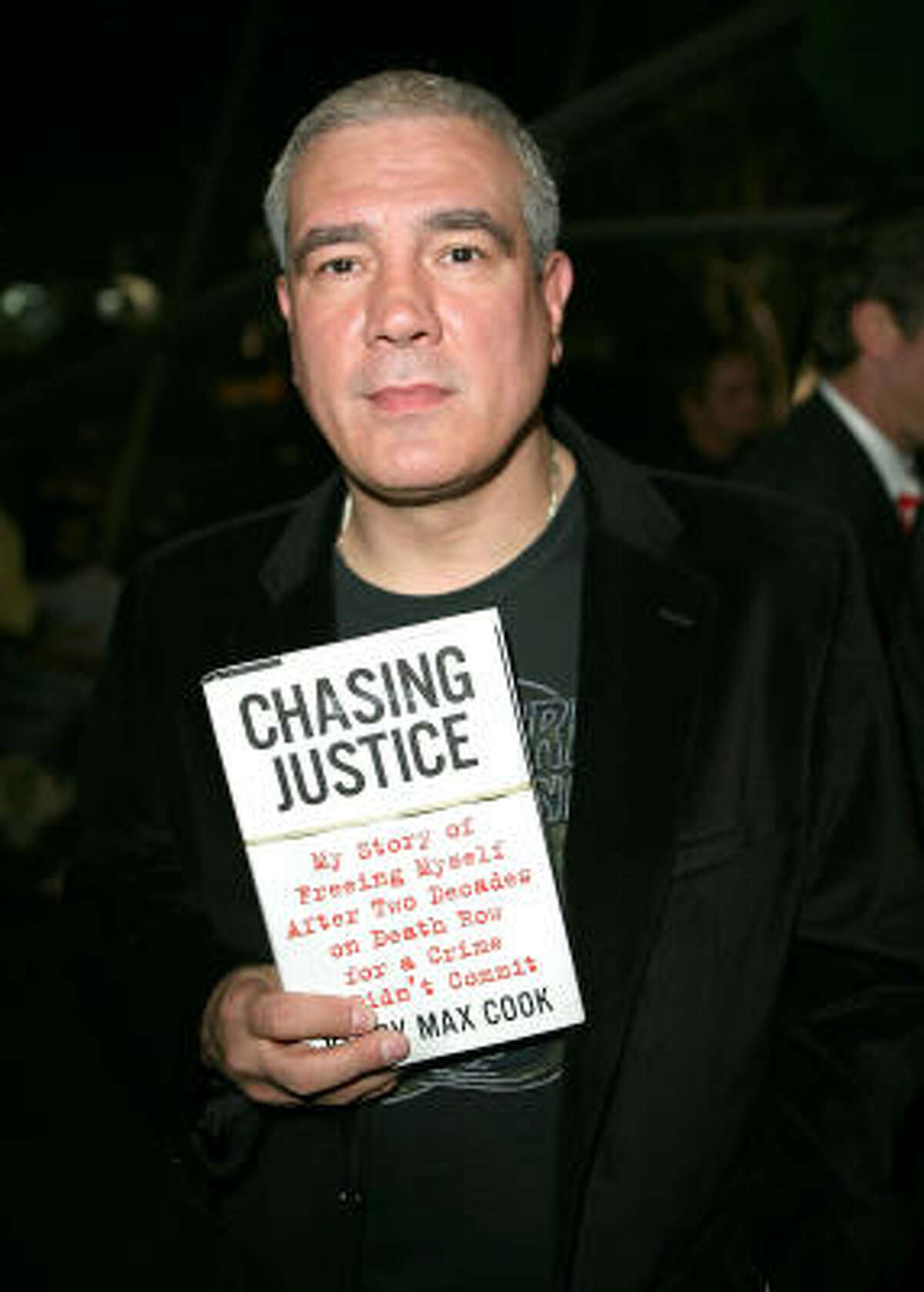 Kerry Max Cook, who served 22 years on death row, wrote about Graves' case in his 2007 book Chasing Justice.
