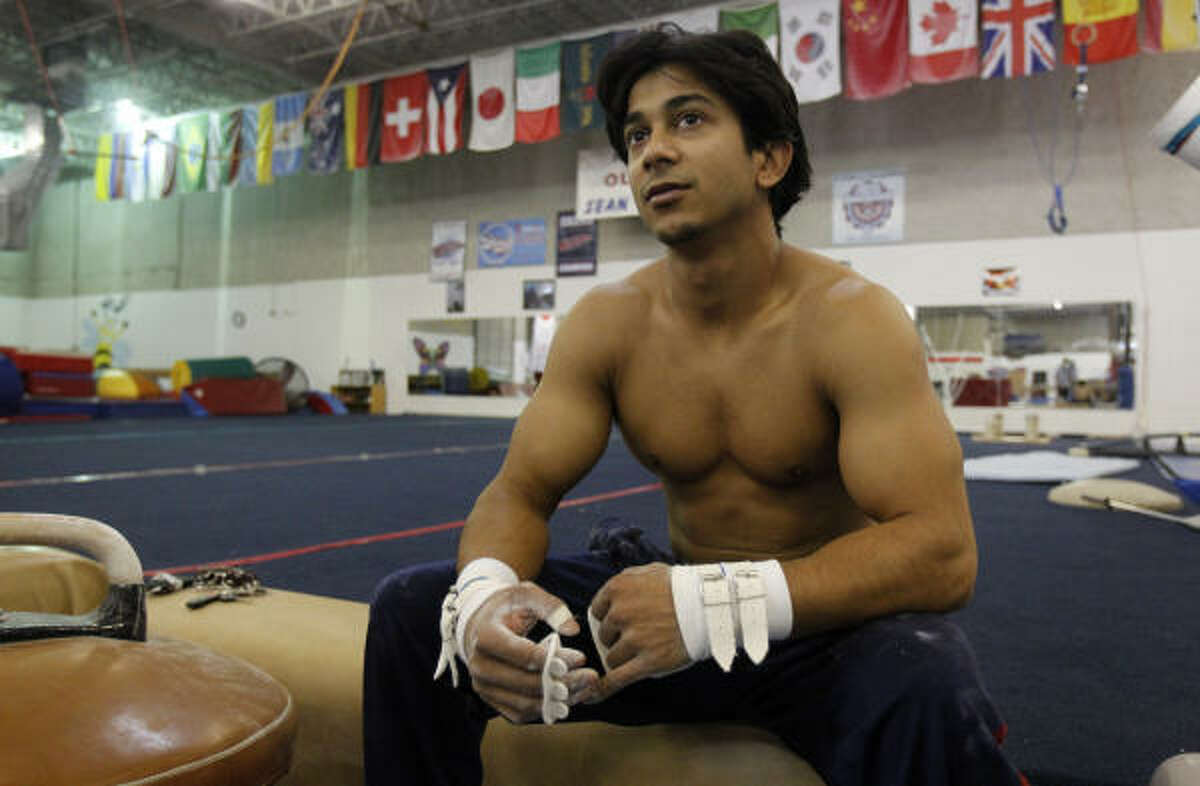 Bhavsar was picked as an alternate twice for the Olympics, but when Paul Hamm suffered an injury, Bhavsar found himself bound for Beijing in 2008 — and a bronze medal.