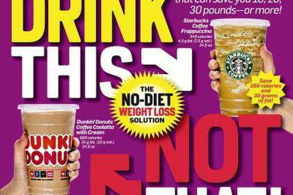 """Drink This, Not That! Sip You Way to a Flat Belly!"" by David Zinczenko with Matt Goulding"