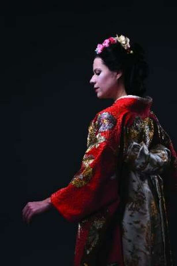 Ana Maria Martinez will sing the lead role in Puccini's Madame Butterfly. Photo: HOUSTON GRAND OPEA