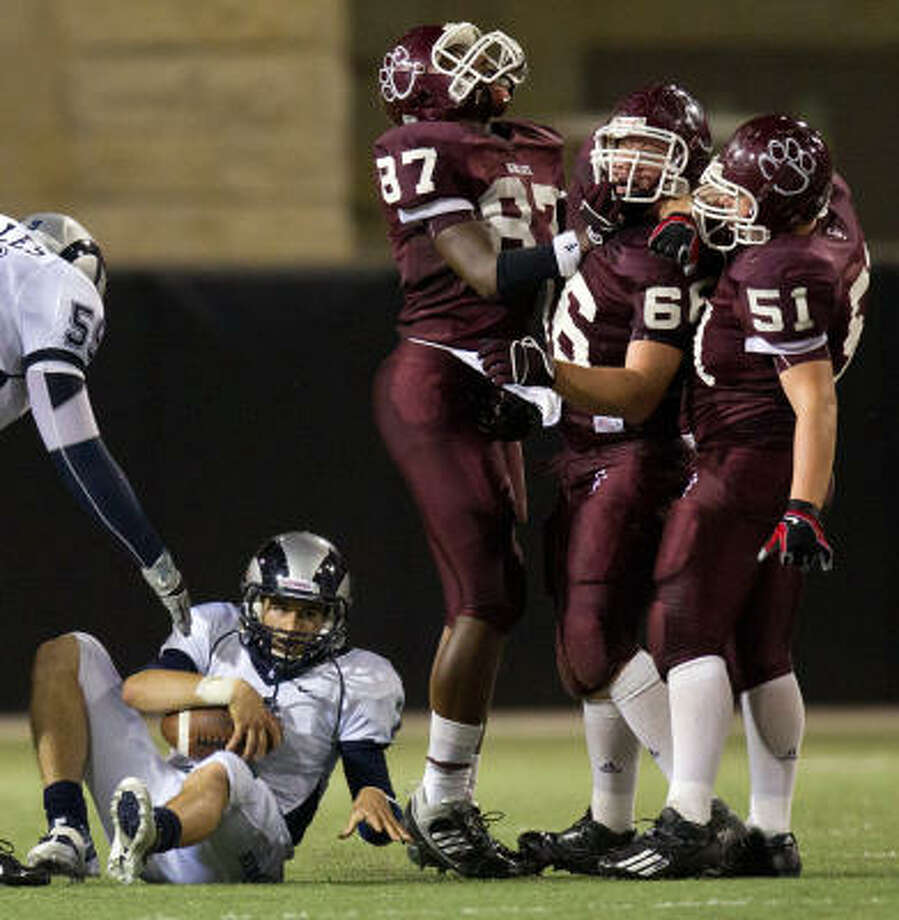 Cy-Fair looks to join the postseason party. Photo: Smiley N. Pool, Chronicle
