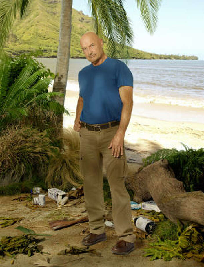 Is John Locke (Terry O'Quinn) really dead or has someone else taken over his body? Photo: BOB D'AMICO, ABC