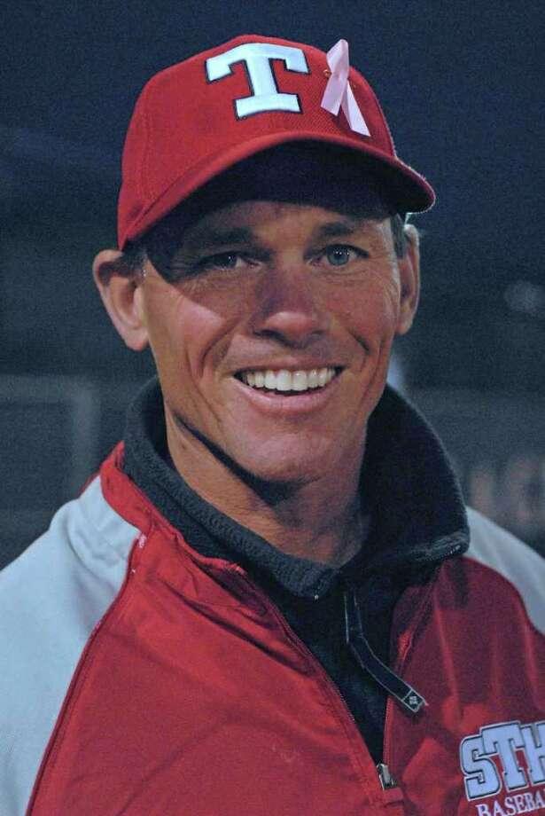 Saint Thomas High School baseball head coach Craig Biggio. Photo: Tony Bullard, Freelance / Freelance