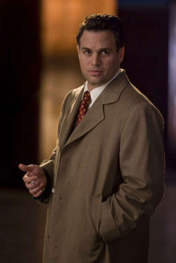 Mark Ruffalo plays a detective in the psychological thriller Shutter Island. Photo: Andrew Cooper, Paramount Pictures