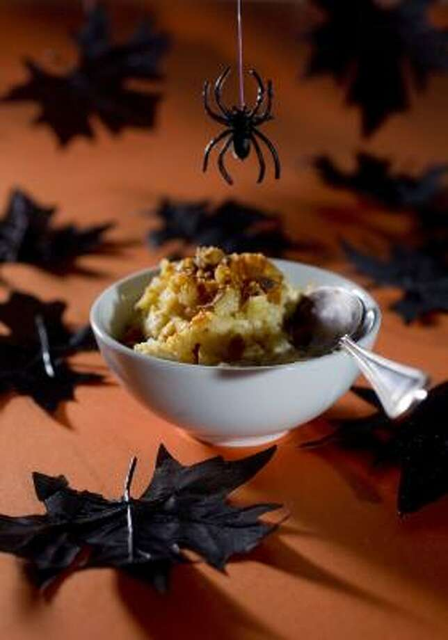 Creepy Crawly Rice Pudding Photo: JOHNNY HANSON, Chronicle