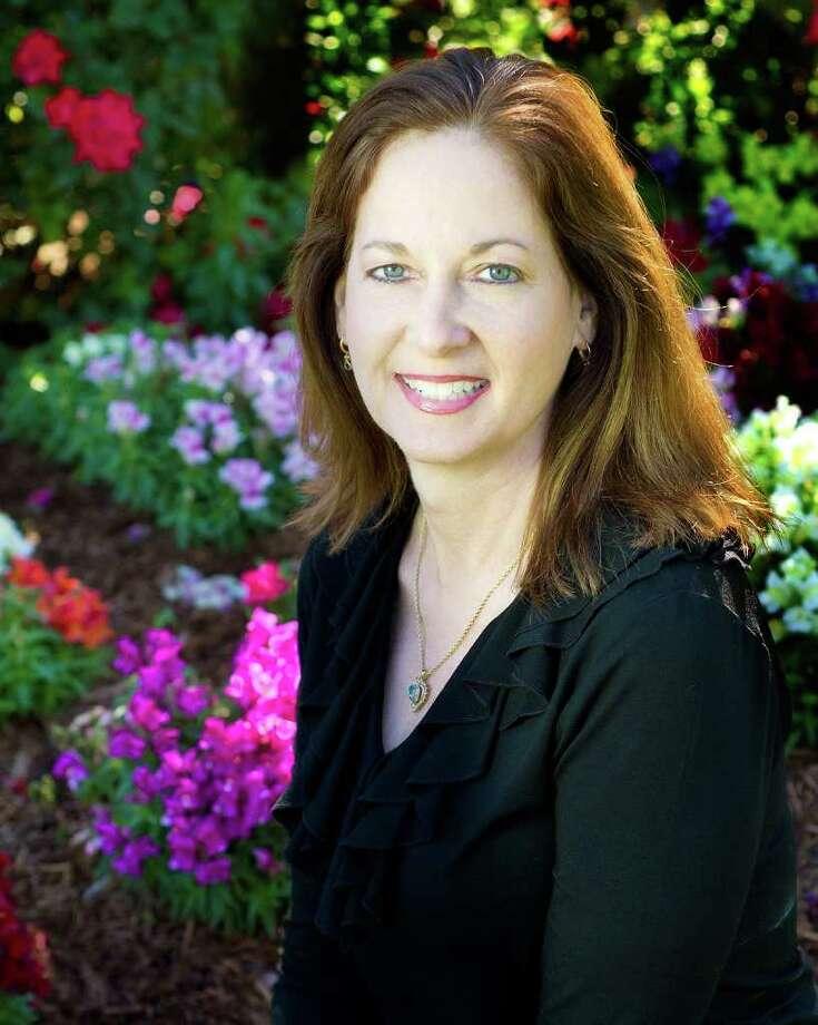 Friendswood author Rosanne Givens Scott Photo: None / CJ BARKER