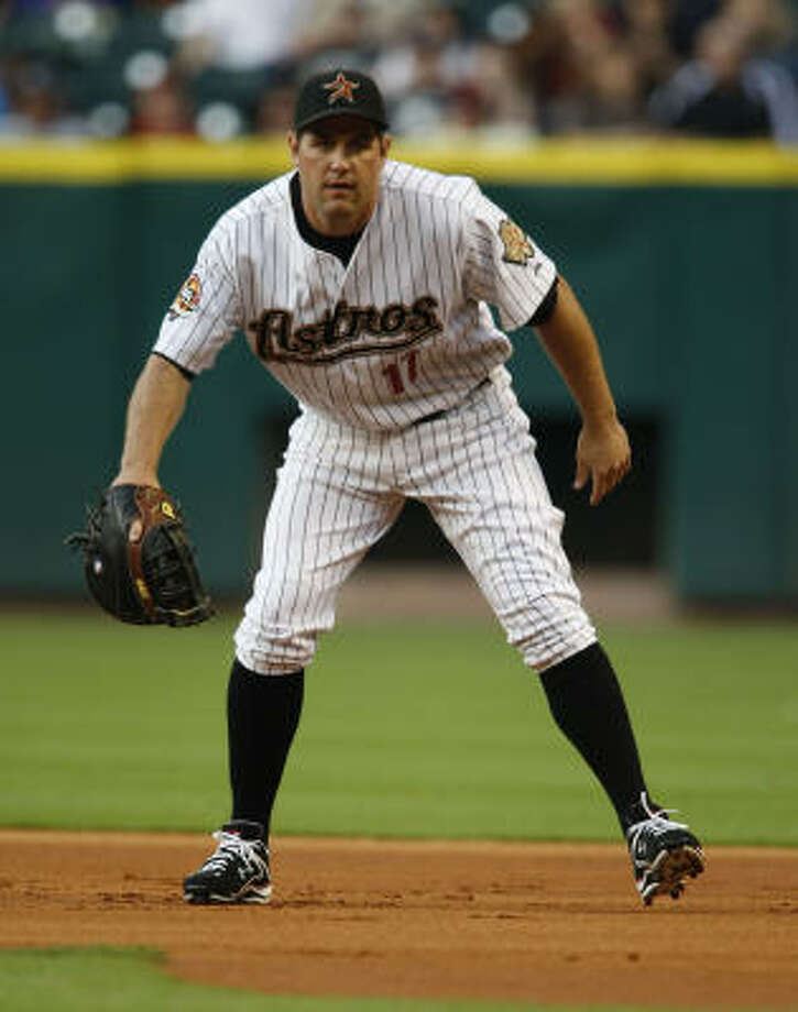 April 20: Astros 7, Marlins 5Astros first baseman Lance Berkman plays in his first game this season after coming off the disabled list. Photo: Julio Cortez, Chronicle