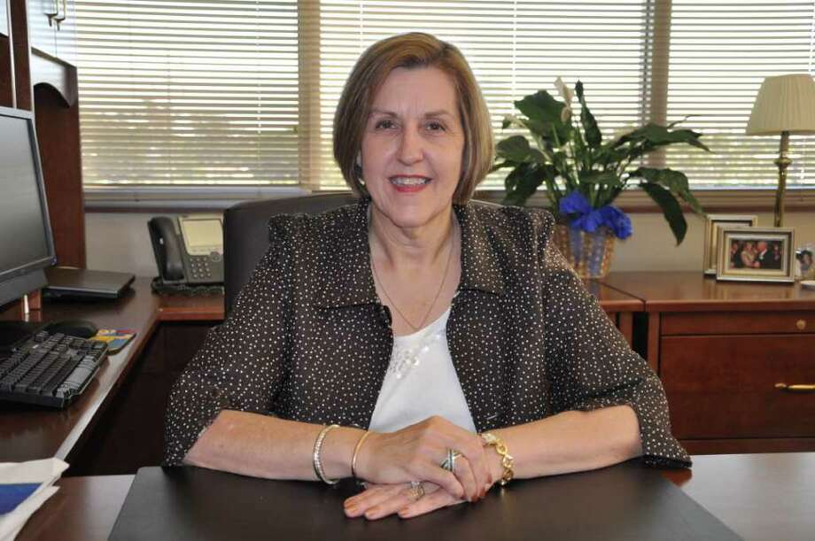 Vicki Mims, appointed to be Dickinson school district's superintendent effective Sept. 1. Photo: Dickinson Isd