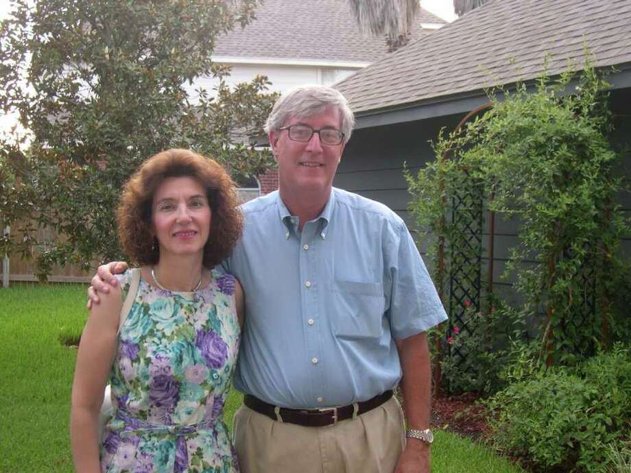 University of Houston research professor Teresa McIntyre, with her husband Scott McIntyre, a professor of organizational psychology at UH-Clear Lake, is the primary investigator for a three-year study on the stressors middle school teachers face. Scott McIntyre is among the collaborators on the project. Photo: Teresa McIntyre