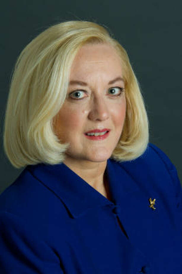 Kathie Glass, Libertarian candidate.