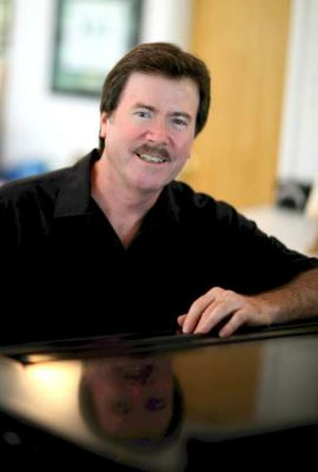 Composer Peter Lieuwen, professor of music and composer in residence at Texas A&M University, will hear his Concerto for Piano, Marimba and Orchestra be performed for the first time as part of the Texas Music Festival. Photo: Courtesy Photo