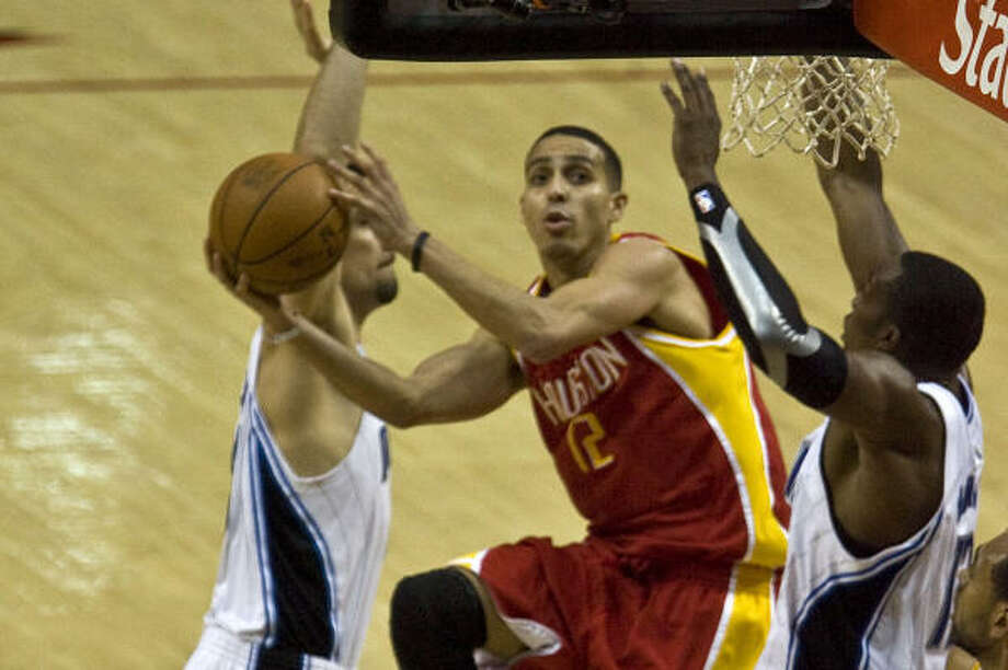 Kevin Martin has averaged 23.2 points per game in 35.2 minutes per game since the trade. Photo: James Nielsen, Chronicle
