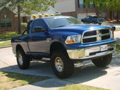 Trucks Haulin39 Custom Charisma Into Heidi39s Pics  Houston Chronicle