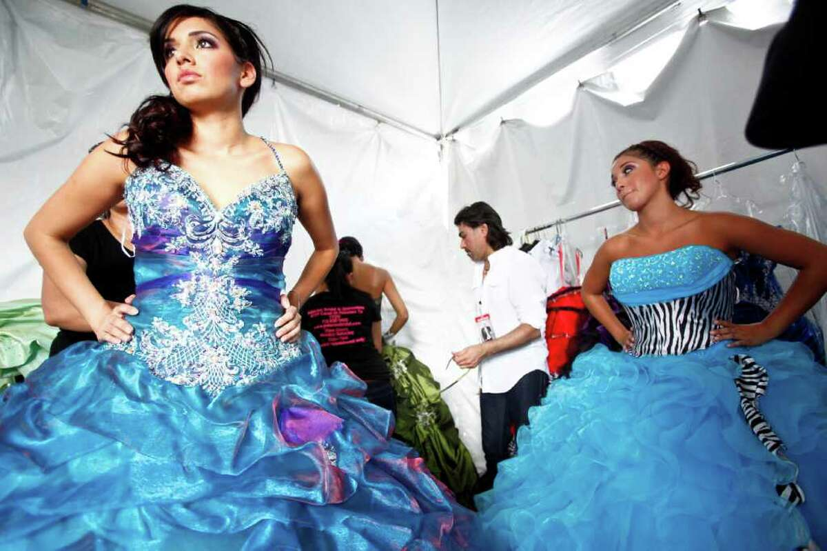 Experiencing a quinceañera: Whether it's your own party or your friend's, going to a