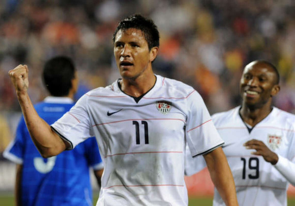 Brian Ching was a key part of World Cup qualifying but a nagging hamstring injury may have cost him a World Cup roster spot.