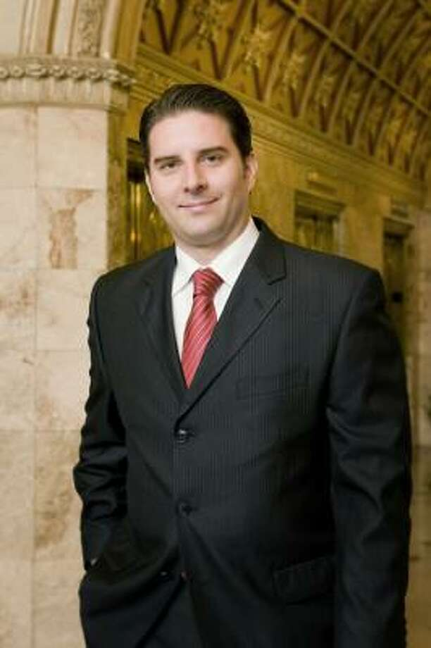 Adam Richie, a construction attorney, knows about green building disputes. Photo: Coats Rose