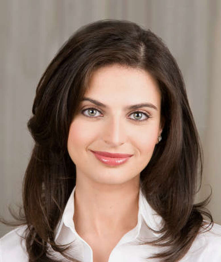 Bianna Golodryga graduated from the High School for the Performing and Visual Arts. Photo: ABC
