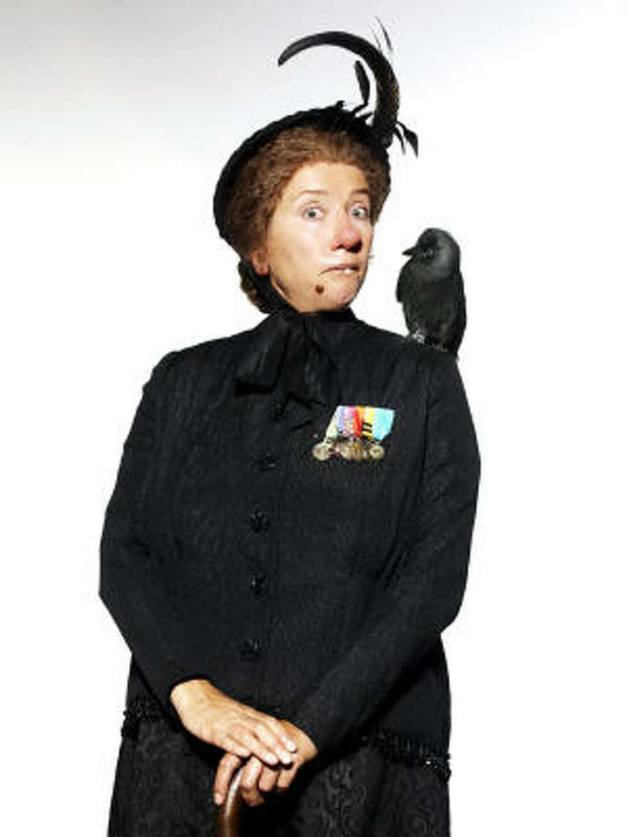 Emma Thompson stars as Nanny McPhee in Nanny McPhee Returns. Photo: Universal Pictures