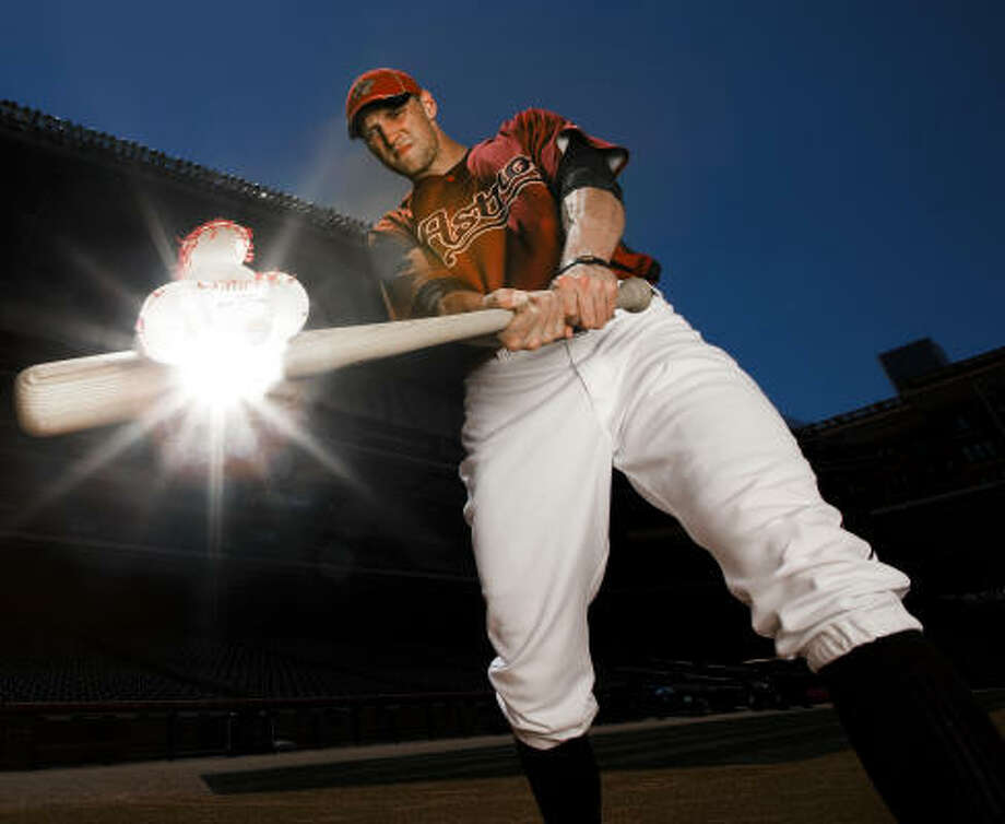 Houston Astros outfielder Hunter Pence Photo: ROBERT SEALE, FOR THE CHRONICLE