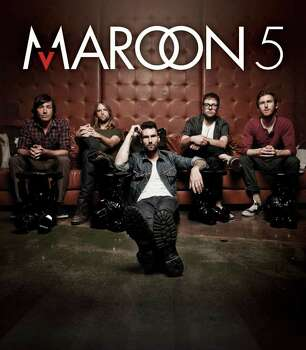 Maroon 5 Photo: Contributed Photo