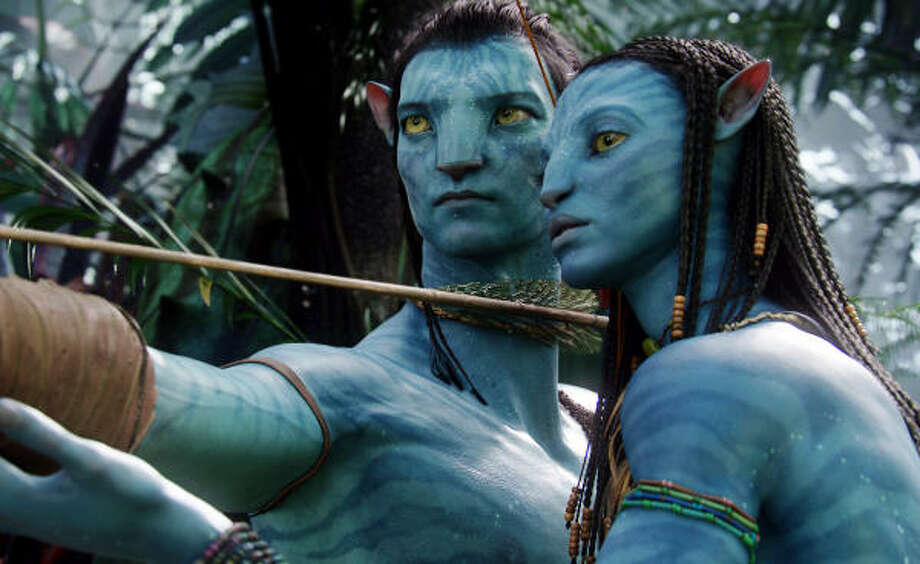 Avatar,set in the alien world of Pandora, has hit $1.29 billion in international ticket sales. Photo: 20th Century Fox