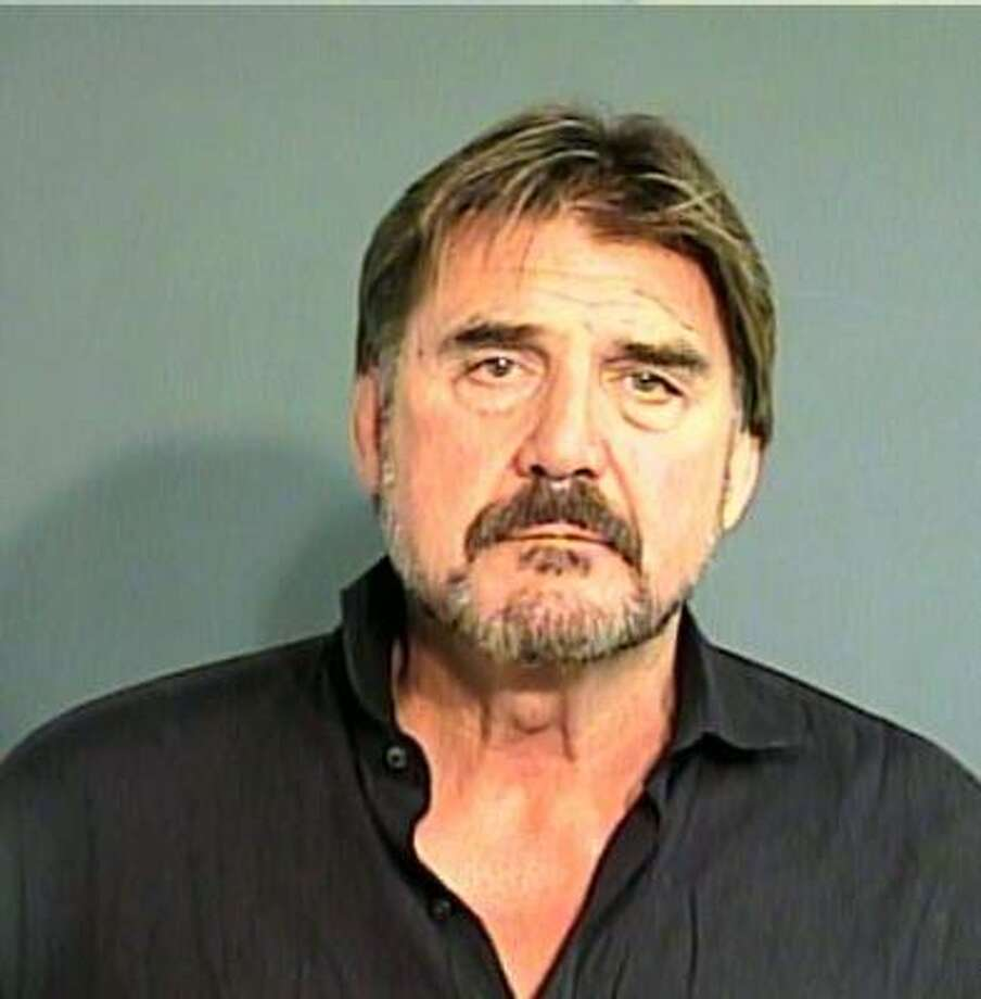 Dan Pastorini's mugshot. He quarterbacked the Oilers during the team's Luv Ya Blue heyday. Photo: Brazos County