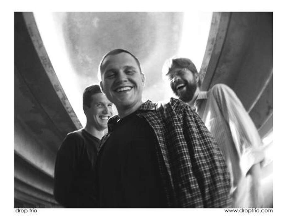 Drop Trio hasn't ruled out the possibility of reunion shows in the future. Photo: JOHN FULBRIGHT