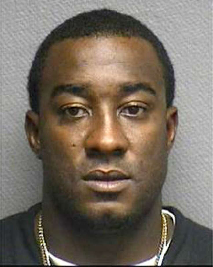 Lydell Grant, 33, was arrested during a traffic stop. Photo: HPD