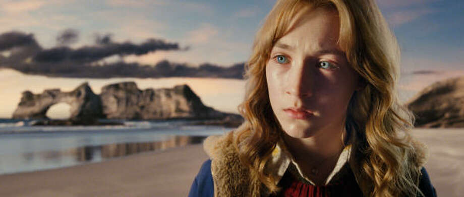 Director Peter Jackson's film version of The Lovely Bones, starring Saoirse Ronan, is likely to cause controversy among those who loved Alice Sebold's book. Photo: DreamWorks Studios