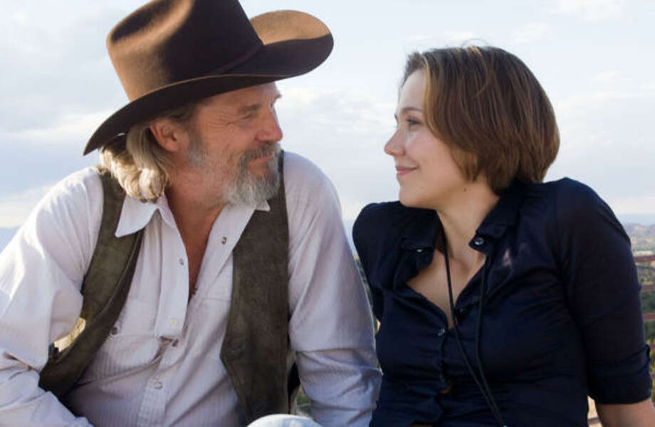Jeff Bridges and Maggie Gyllenhaal star in Crazy Heart, for which singer-songwriter Ryan Bingham supplied the film's theme song. Photo: Lorey Sebastian :, FOX SEARCHLIGHT