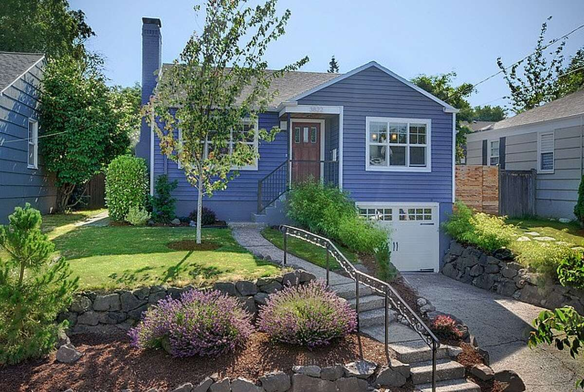 Have you always wanted to live within walking distance of Discovery Park, Magnolia's gem along Puget Sound and Elliott Bay? Here are a few nearby homes listed for less than $450,000, starting with this three-bedroom, 1.75-bathroom house at 3822 30th Ave. W. The 1,460-square-foot Cape Cod-style home was built in 1941, sits on a 4,500-square-foot lot and features a living and dining room with wood floors and crown moldings, and an updated kitchen. It's listed for $439,000. (Listing: www.redfin.com/WA/Seattle/3822-30th-Ave-W-98199/home/127947)