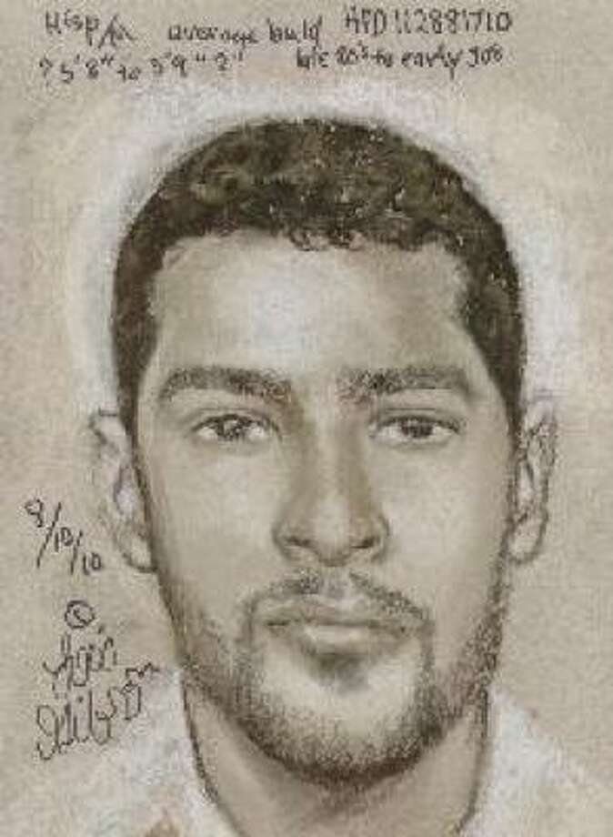Houston police have released a sketch of a person wanted for questioning in the fatal shooting of 14-year-old Shatavia Anderson. Photo: HPD