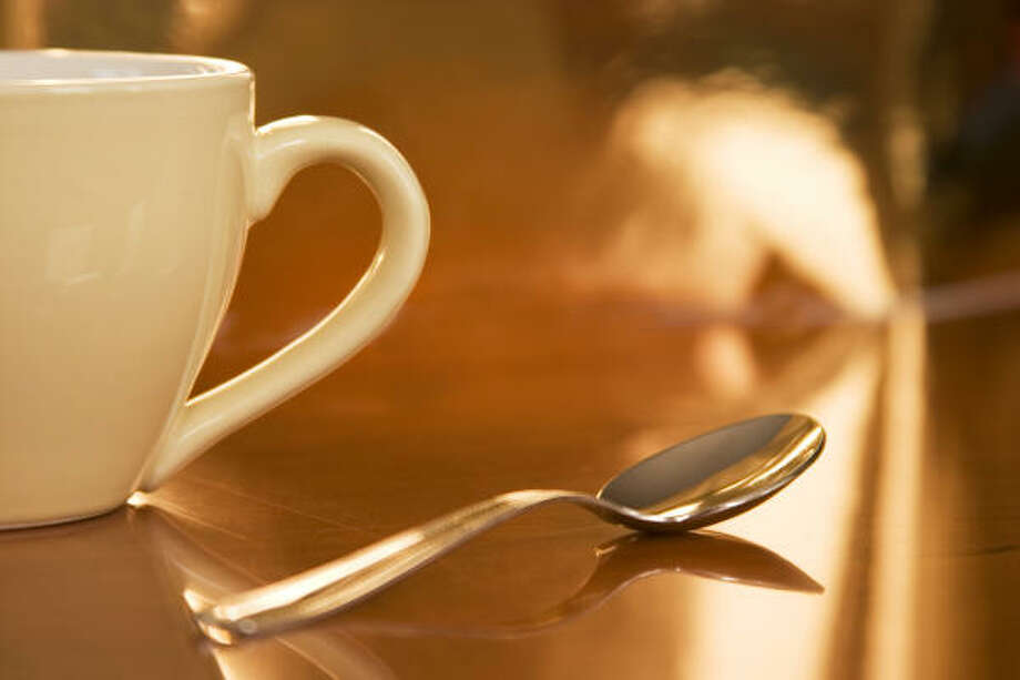 One cup of coffee or two cups of black tea a day is deemed safe for pregnant women. Photo: Fotolia