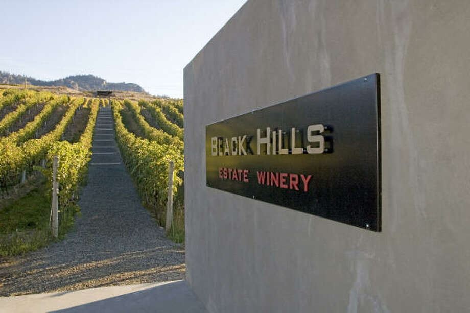 Photo: BLACK HILLS ESTATE WINERY