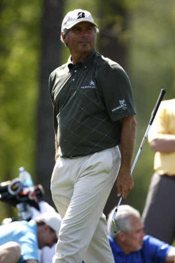 Fred Couples, at age 50, will try to translate his great stats on the Champions Tour to the PGA Tour. Photo: Johnny Hanson, Chronicle