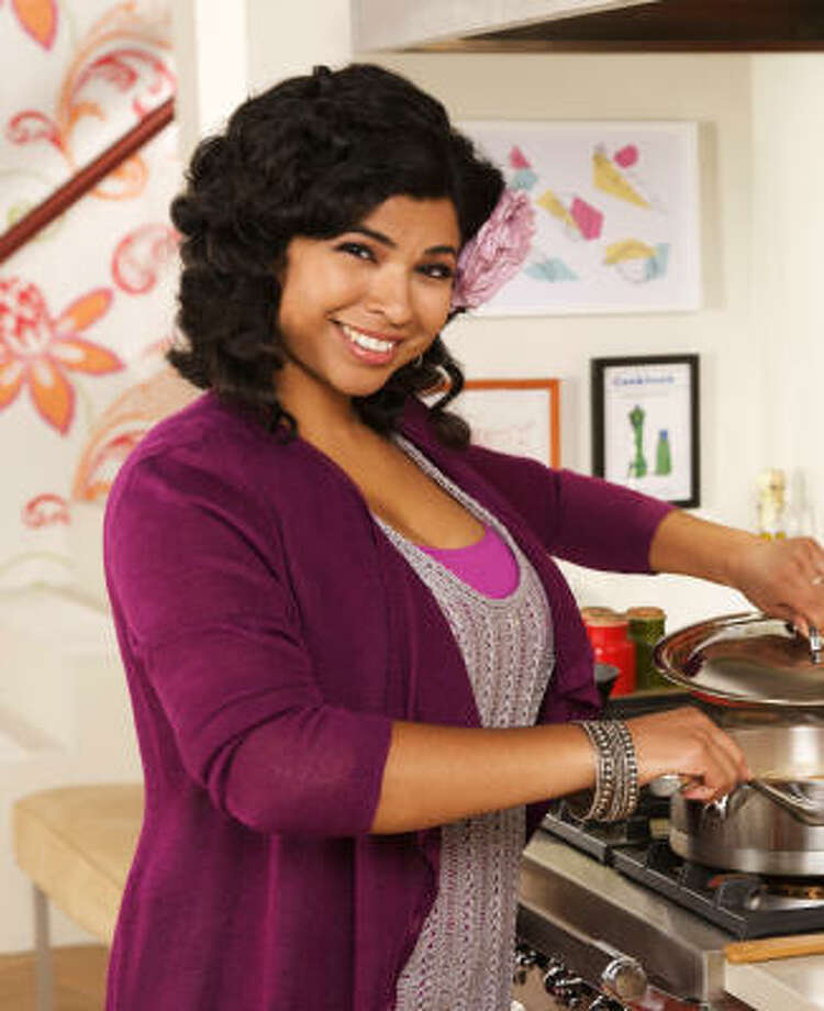 "Aarti Sequeira, winner of ""The Next Food Network Star,"" is host of ""Aarti Party"" on the Food Network. Photo: Food Network"