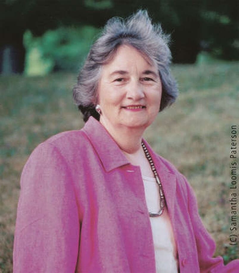 Young-adult novelist Katherine Paterson, author of Bridge to Terabithia, has been named National Ambassador for Young People's Literature. Photo: SAMANTHA LOOMIS PATERSON
