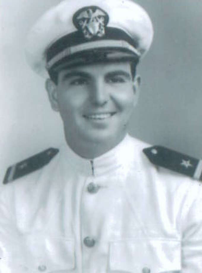 Joseph M. Guarino served in World War II. Photo: Handout Photo