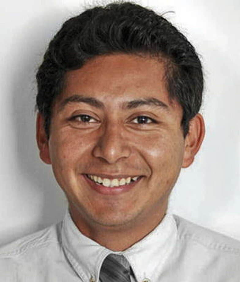 Journalist Valentin Valdes, 29, was shot five times at close range. Photo: ZOCALO DE SALTILLO, AFP/Getty Images