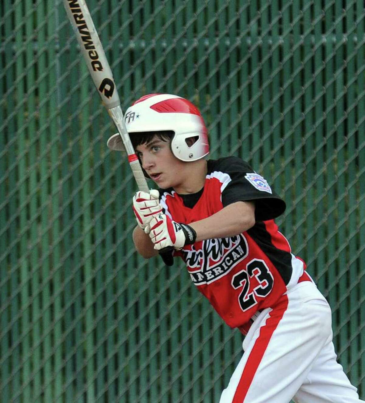 Highlights from the state little league baseball championship between Fairfield American and Glastonbury in Prospect, Conn. on Tuesday August 2, 2011.