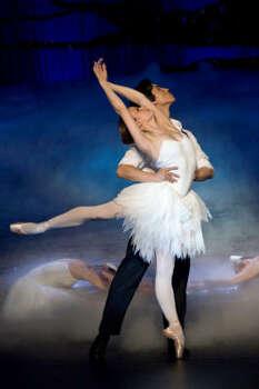 "The 2009 film ""Mao's Last Dancer"" chronicles the life of former Houston Ballet principal dancer Li Cunxin. Photo: Simon Cardwell :, Last Dancer Pty Ltd."