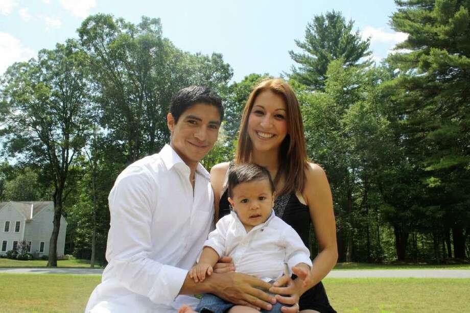 Alan Garcia and family (photo courtesy of Alan Garcia)