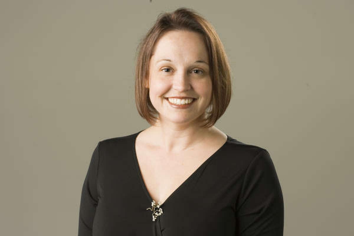 Jenny Lawson also writes for MomHouston's Good Mom/Bad Mom site.