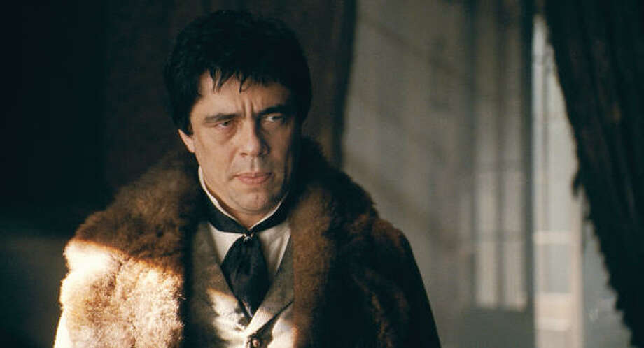 Lawrence Talbot (Benicio del Toro)  is destined to howl at the moon. Photo: Universal Pictures