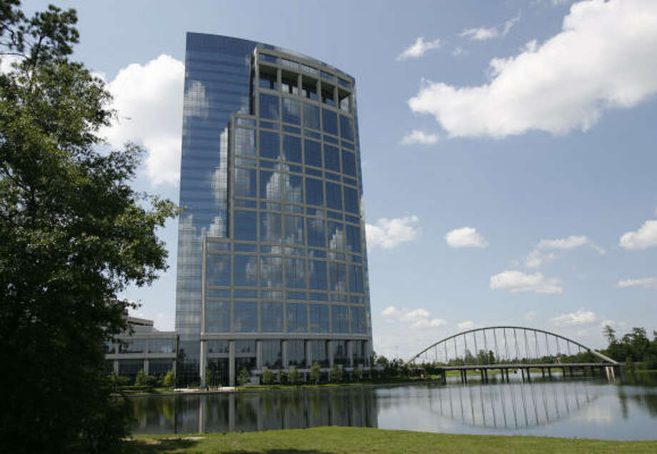 Anadarko now owns its home in The Woodlands - Houston ...
