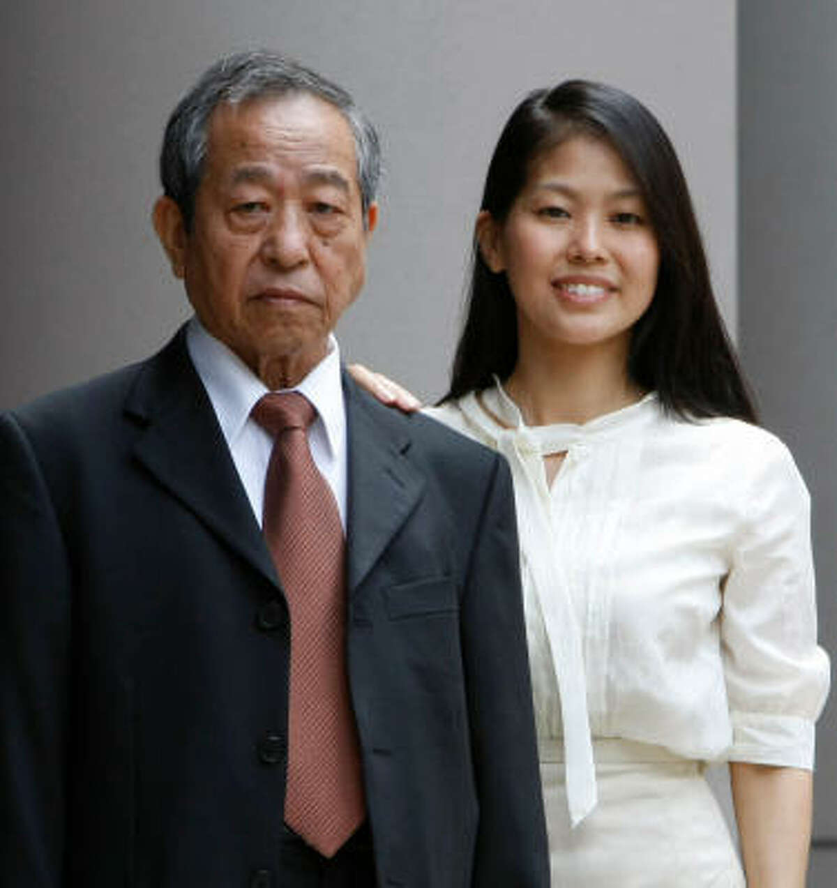 Jiro Takashima, 75, and his daughter Amy Sung, 35, of Houston-based High Island Health, appeared in federal court on Friday.