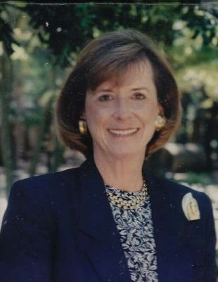 Robbin Parish co-founded the Memorial City Speech, Hearing and Language Center. Photo: Contributed Photo