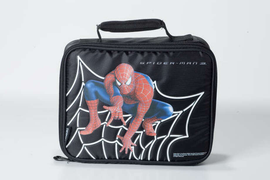 Ditch the kid-stuff Spider-Man lunchbox and tote your lunch to middle school in a plain brown paper sack instead. Photo: Houston Chronicle